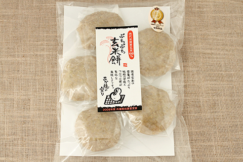 ぷちぷち玄米餅