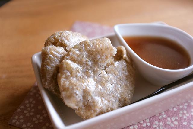 ぷちぷち玄米餅 調理例
